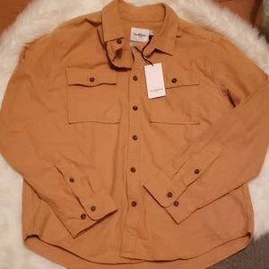 NWT Goodfellow & Co button up